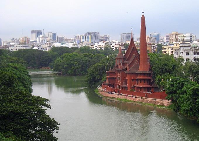 Vé máy bay đi Dhaka từ Việt Nam giá rẻ