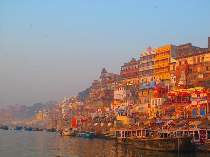 Vé máy bay đi Varanasi từ Hà Nội