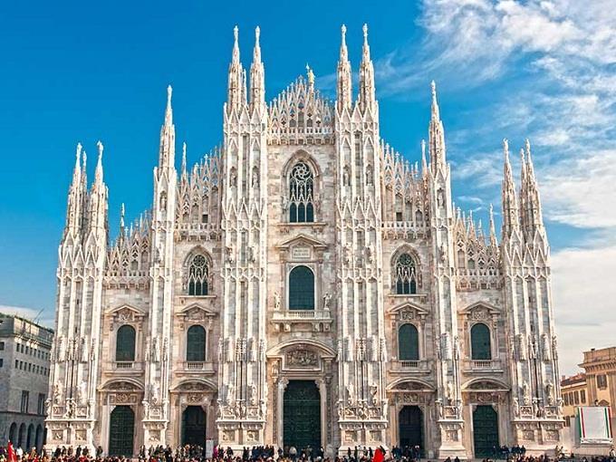 Vé máy bay đi Milan từ Hà Nội