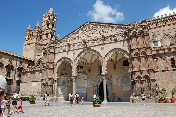 Vé máy bay đi Palermo từ Hà Nội