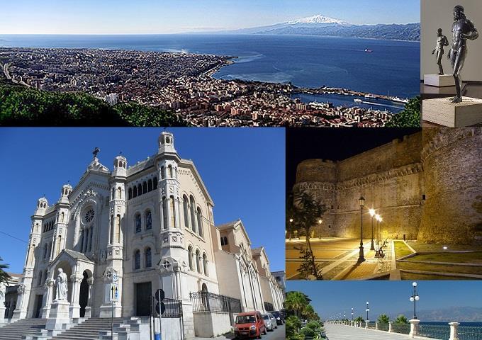Vé máy bay đi Reggio Calabria giá rẻ