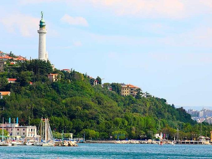 Vé máy bay đi Trieste từ Hà Nội
