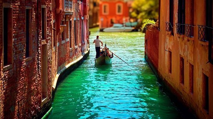 Vé máy bay đi Venice từ Sài Gòn