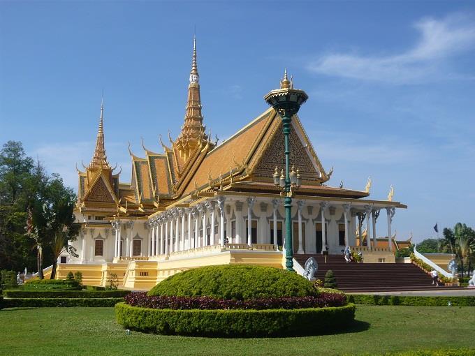 Vé máy bay đi Phnom Penh từ Hà Nội