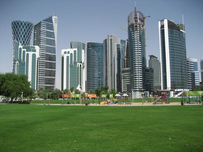 Vé máy bay đi Doha từ Sài Gòn