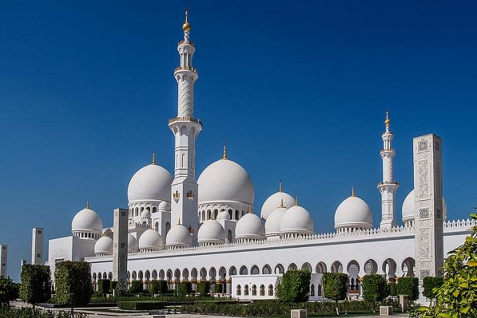Vé máy bay đi Abu Dhabi từ Hà Nội