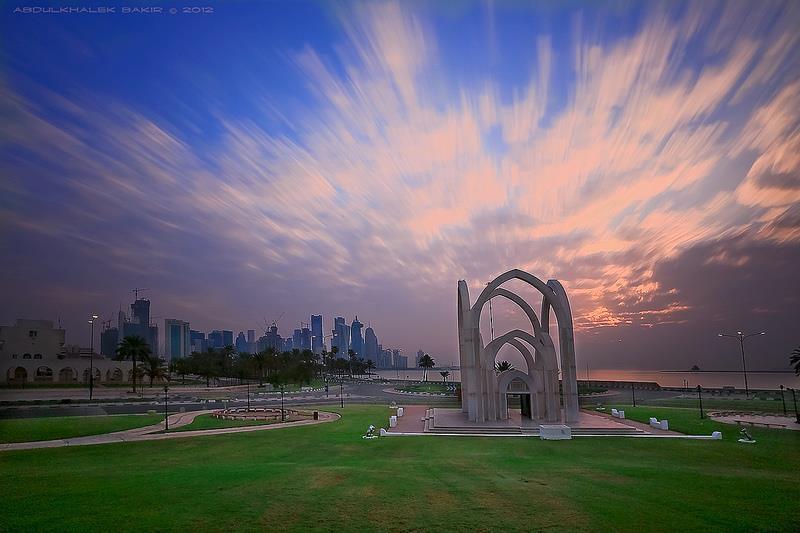 Vé máy bay đi Doha từ Hà Nội giá rẻ