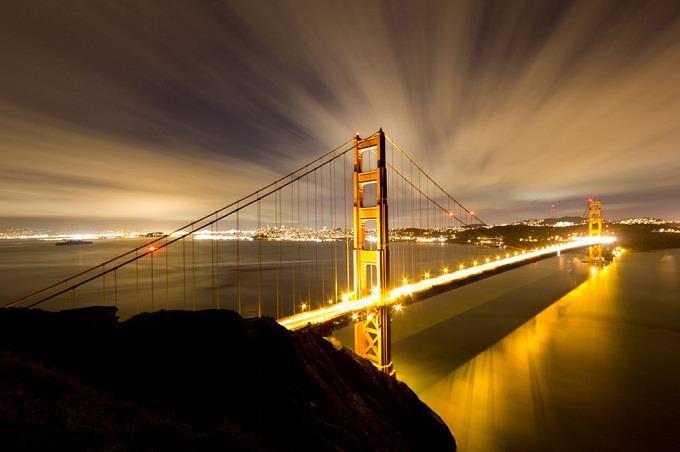 Ghé thăm Cầu Cổng Vàng San Francisco