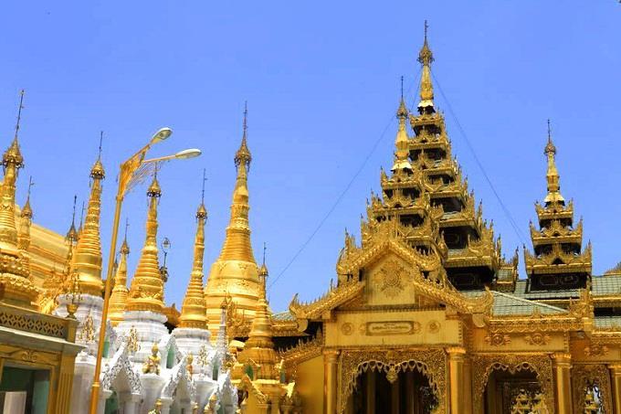 Vé máy bay đi Myanmar từ Sài Gòn