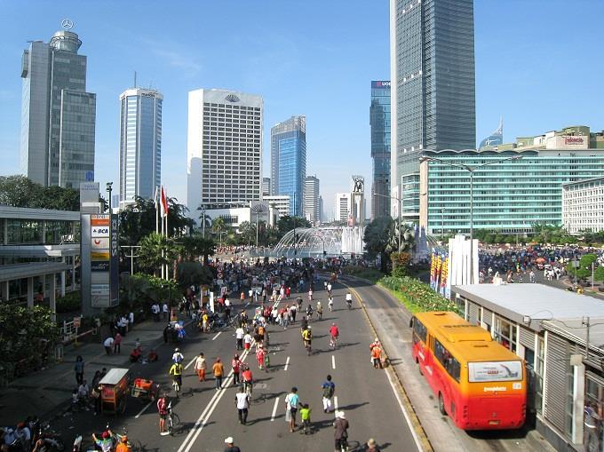Vé máy bay đi Jakarta từ Sài Gòn