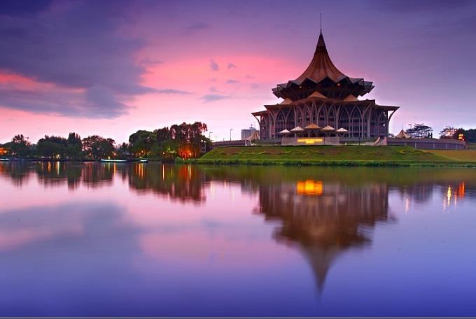 Vé máy bay đi Kuching từ Sài Gòn