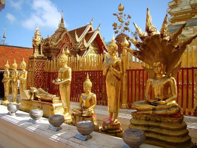 Vé máy bay đi Chiang Mai từ Hà Nội
