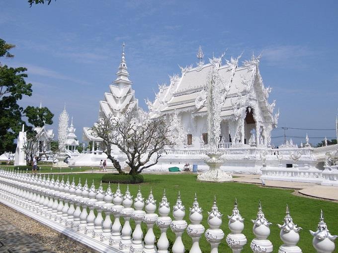 Vé máy bay đi Chiang Mai từ Sài Gòn