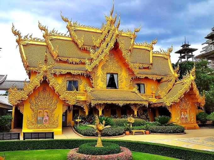 Vé máy bay đi Chiang Rai từ Hà Nội