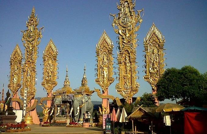 Vé máy bay đi Chiang Rai từ Sài Gòn