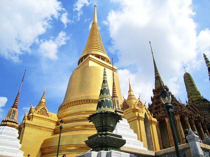 Vé máy bay đi Bangkok từ Sài Gòn