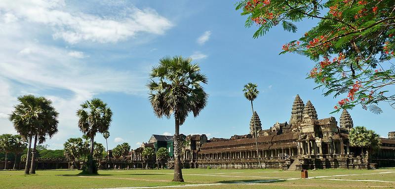 Vé máy bay đi Siem Reap giá rẻ