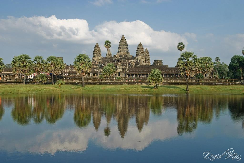 Vé máy bay đi Siem Reap từ Hà Nội