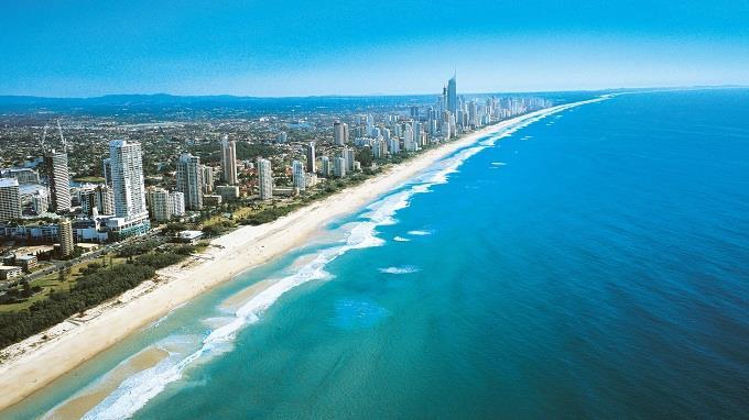 Vé máy bay Vietnam Airlines đi Gold Coast