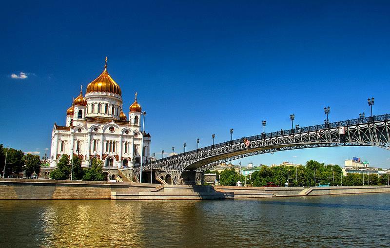 Vé máy bay đi Nga từ Sài Gòn
