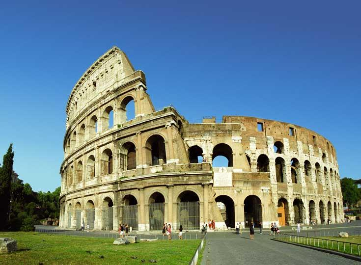 Vé máy bay Vietnam Airlines đi Rome
