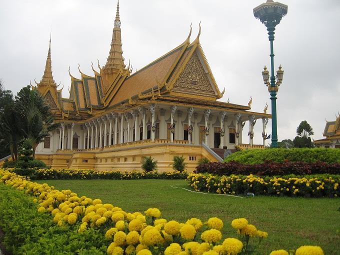 Vé máy bay đi Thái Lan từ Hồ Chí Minh