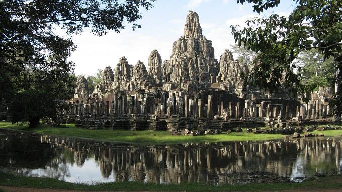 Vé máy bay đi Campuchia từ Hà Nội