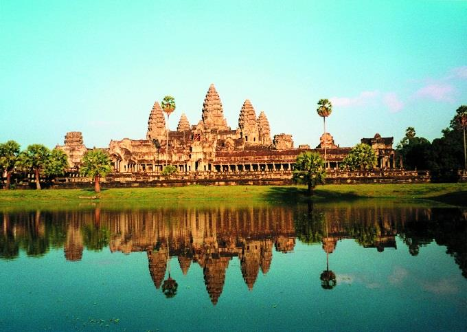 Vé máy bay Vietnam Airlines đi Siem Reap