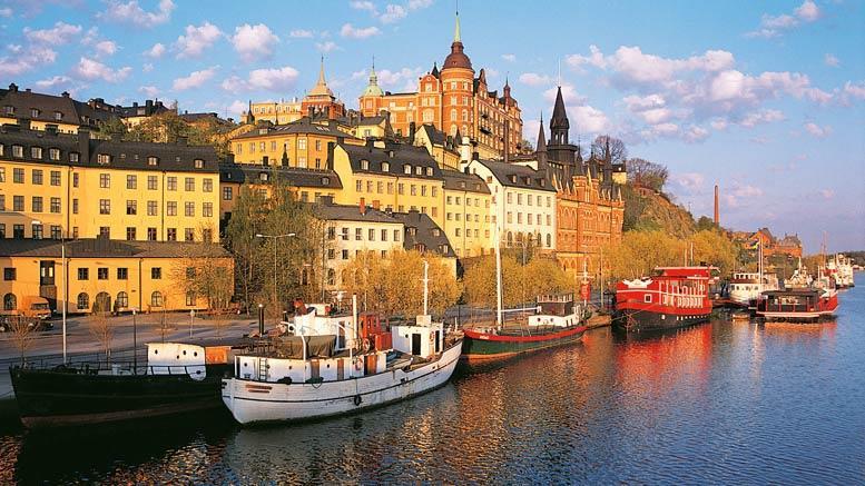 Vé máy bay Vietnam Airlines đi Stockholm