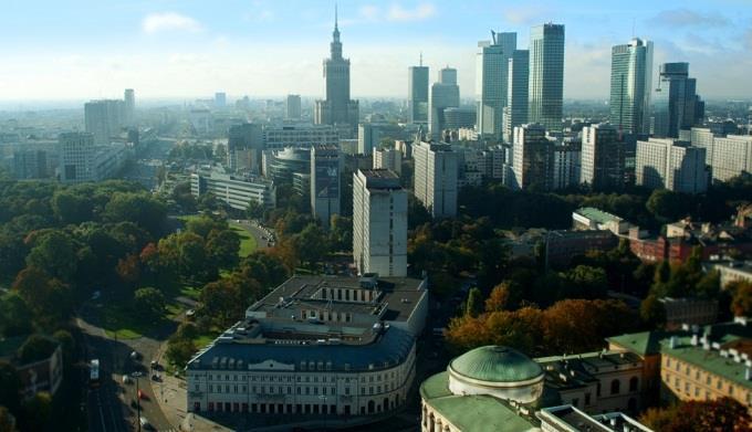 Vé máy bay Vietnam Airlines đi Warsaw