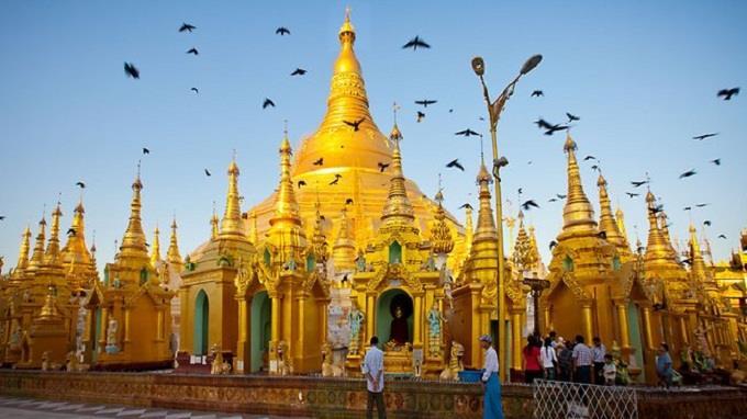 Vé máy bay Vietnam Airlines đi Myanmar
