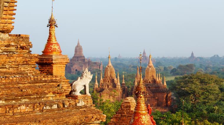 Vé máy bay Vietnam Airlines đi Yangon