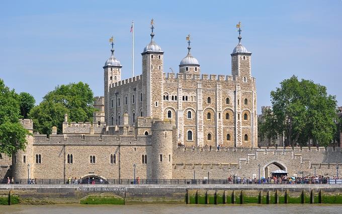 Tháp London - tòa tháp của lịch sử và những bóng ma