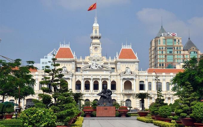 Vé máy bay đi Sài Gòn từ Hà Nội