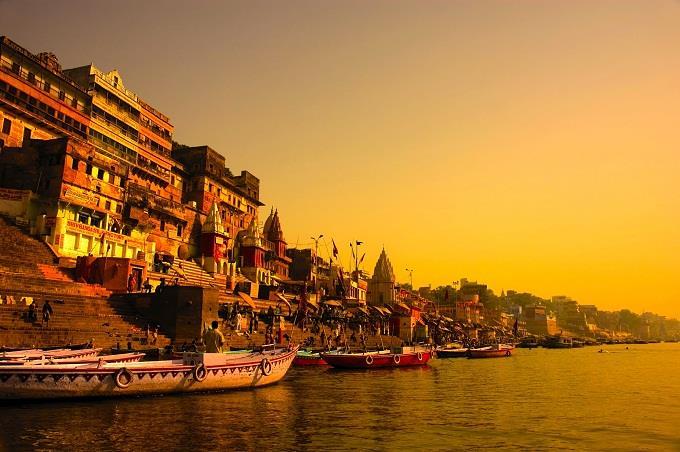 Vé máy bay Vietnam Airlines đi Varanasi