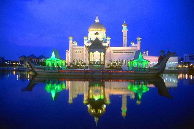 Vé máy bay đi Brunei từ Hà Nội