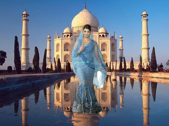 Taj Mahal- biểu tượng vĩnh hằng của tình yêu