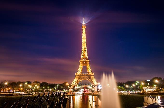Nhà riêng trên đỉnh Eiffel