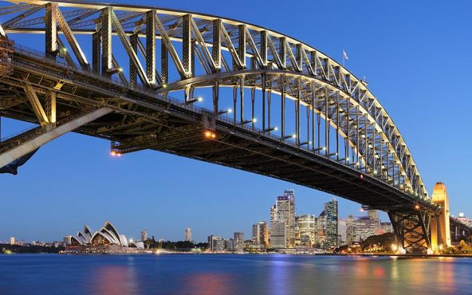Vé máy bay đi Úc từ Hà Nội