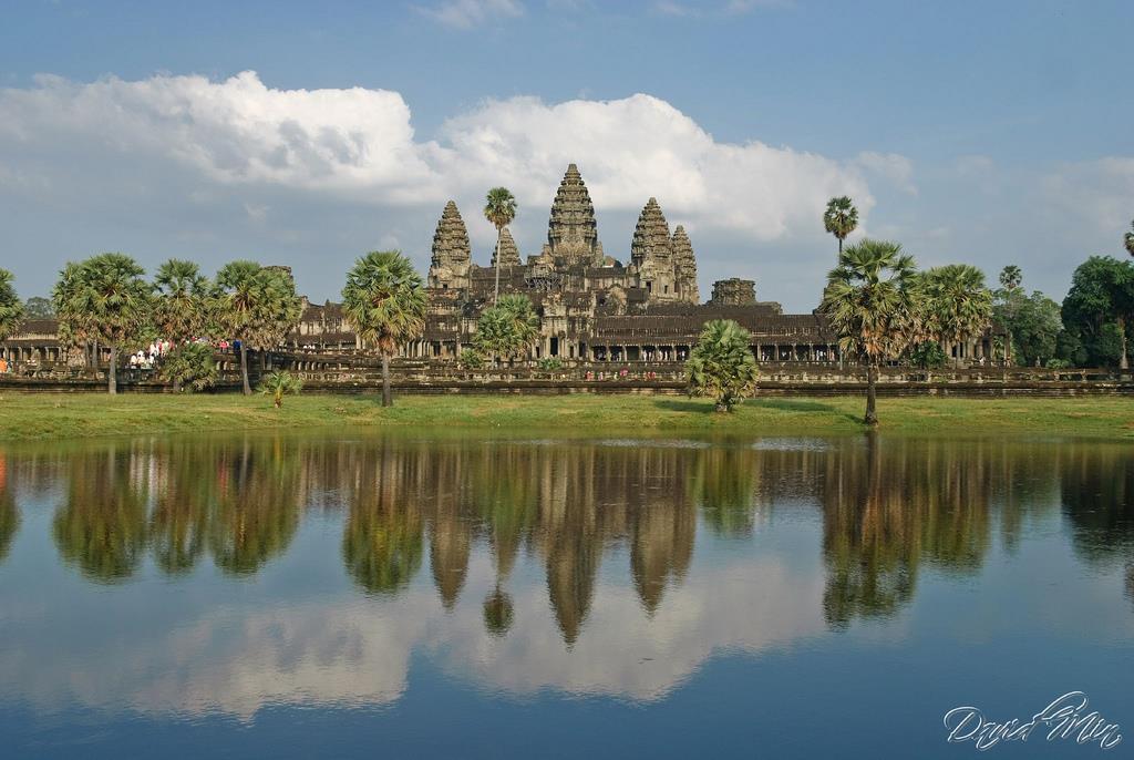 Những điểm tham quan nổi bật ở Campuchia