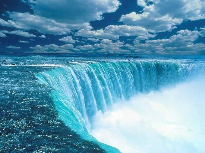 Hùng vĩ Niagara
