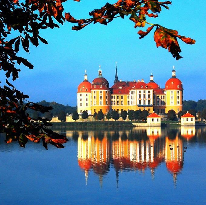 Saxony, điểm hẹn của những tâm hồn nghệ sĩ