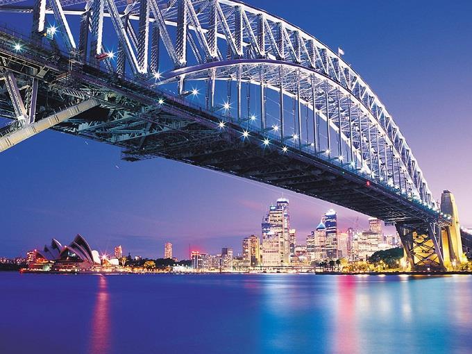 Cầu Cảng Sydney – niềm tự hào của người Úc