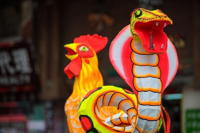 Rực rỡ lễ hội đường phố Tai Kok Tsui
