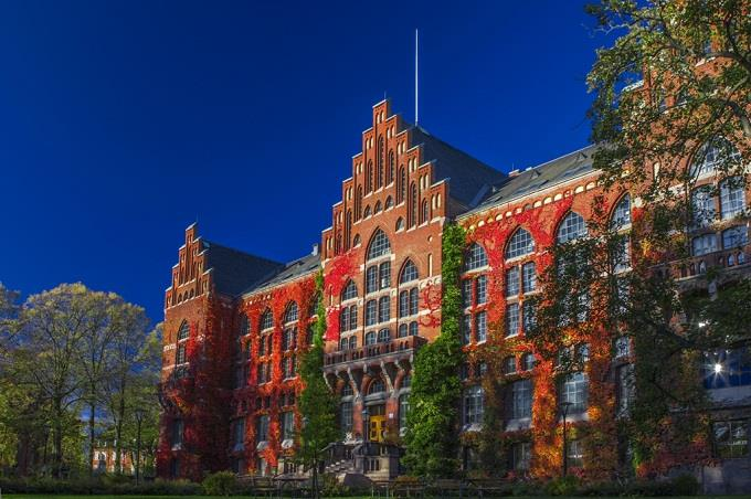 Du lịch Lund, Thụy Điển