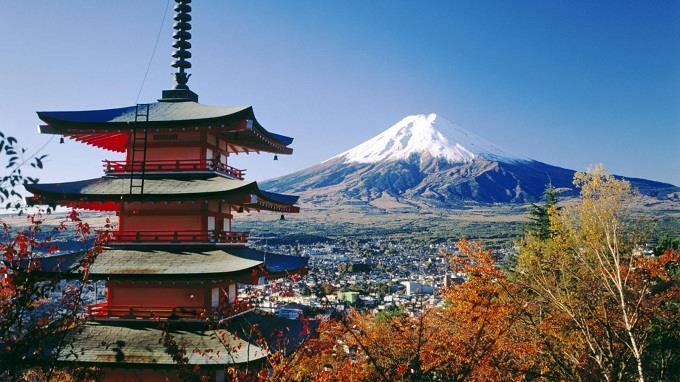 Khám phá Nhật Bản