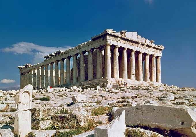 5 điểm đến hấp dẫn nhất Hy Lạp