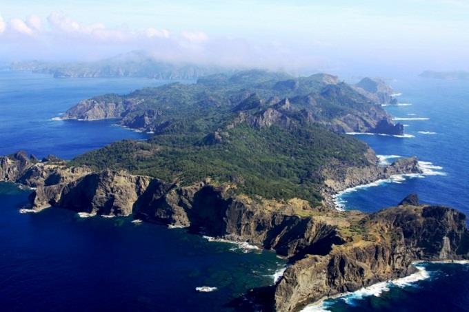 Du lịch quần đảo Ogasawara, Nhật Bản