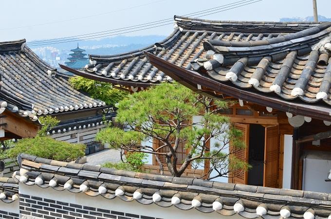 Làng dân tộc Hanok – dấu ấn văn hóa xứ Hàn