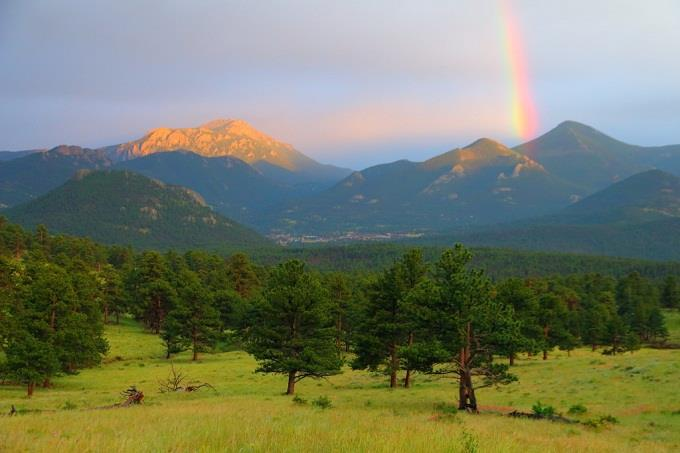 Du hí Công viên quốc gia núi Rocky